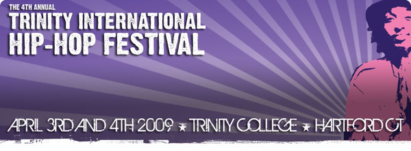 Notable prepares to record the Trinity HiHop festival