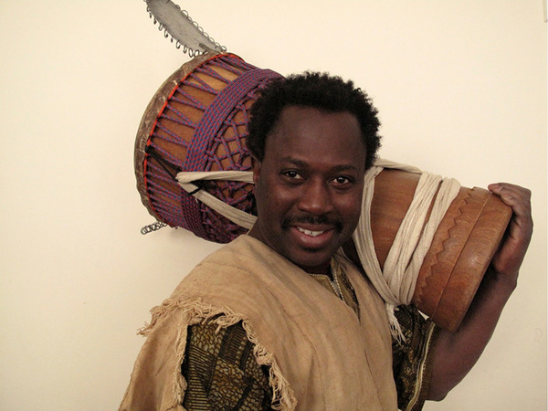 Notable Artist Moussa Traore  Berklee Performance Center, November 3