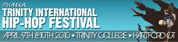 Notable records KRSOne at Trinity Internation HipHop Festival