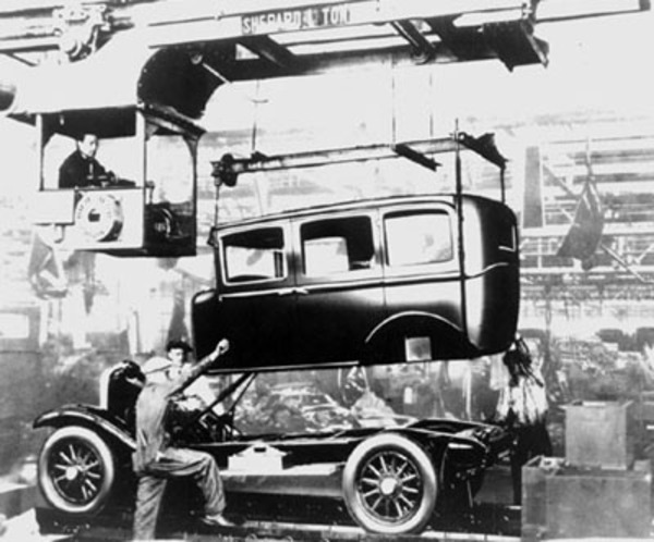 The Detroit Historical Museum-Motor City Exhibit Soundtrack