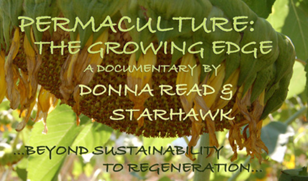 Notable Mark Simos amazing score and does Mix to Pic for Permaculture: The Growing Edge