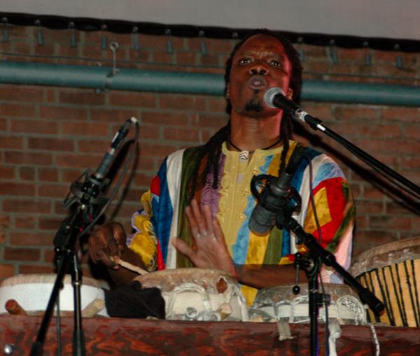 Lamine Toure and Group Saloum Senegal