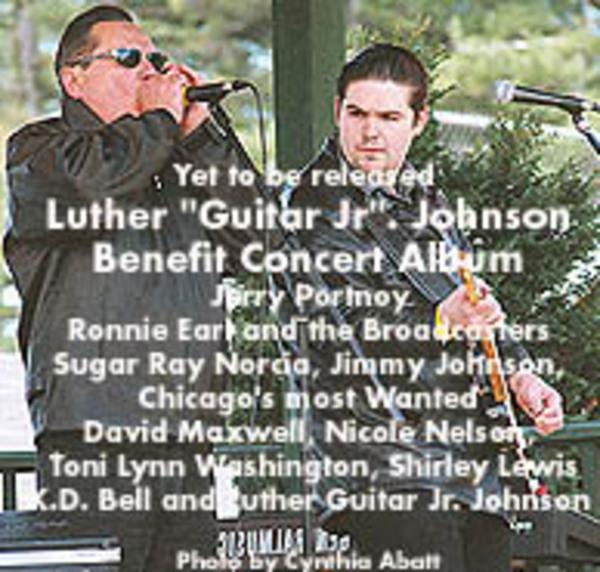 Luther quotGuitar Juniorquot Johnson, others